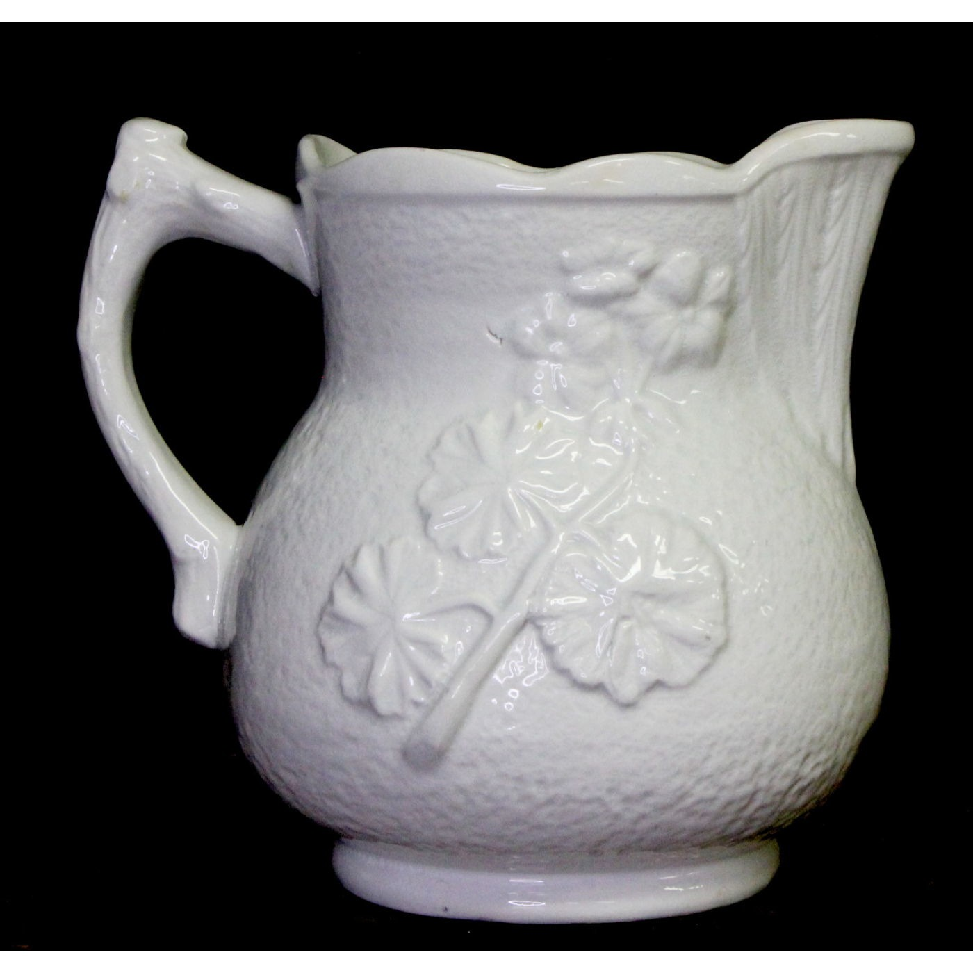 WOW! One-Of-A-Kind Floral Pitcher