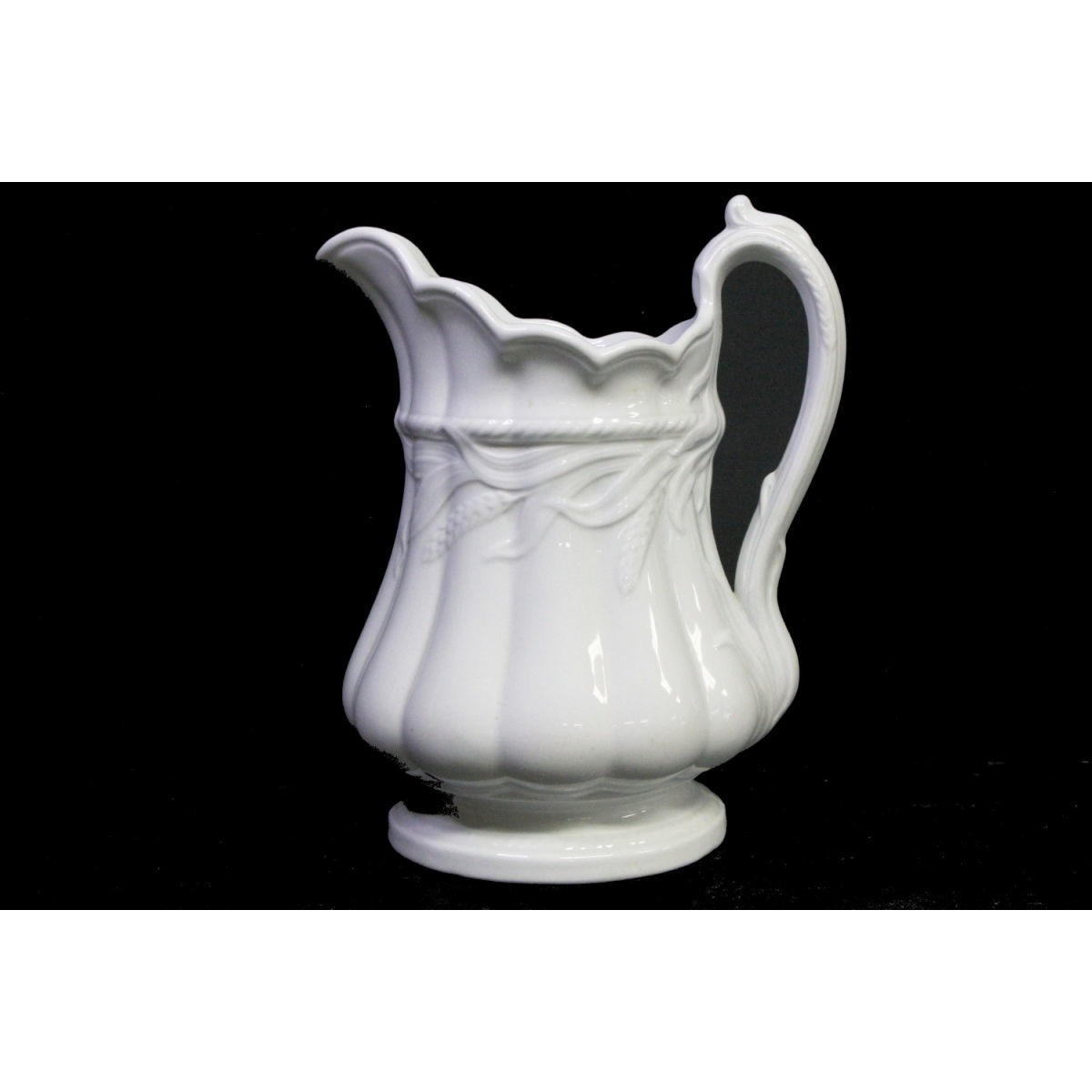 Outstanding Gorgeous Ceres Wheat Water Pitcher