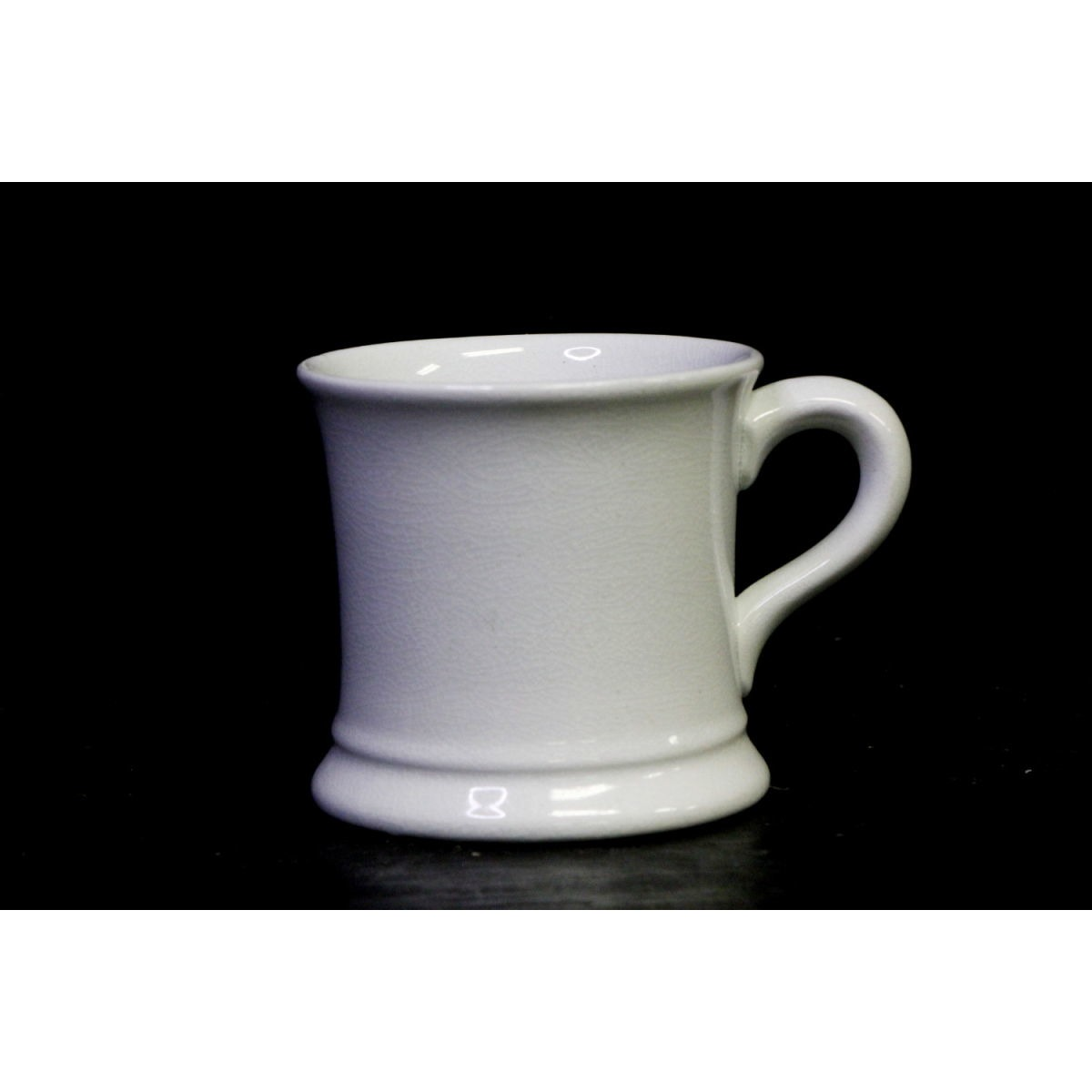 Plain Ironstone Mug