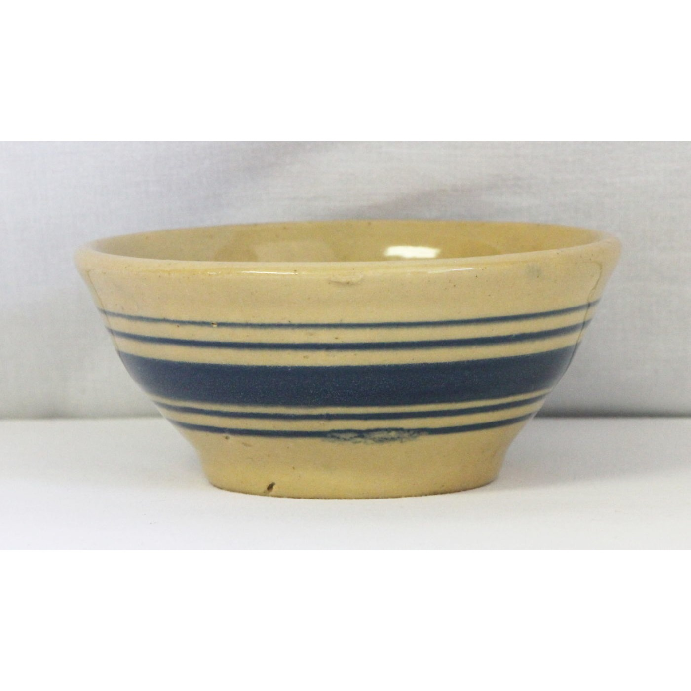 Sweet 5 Cobalt Blue Banded Small Bowl