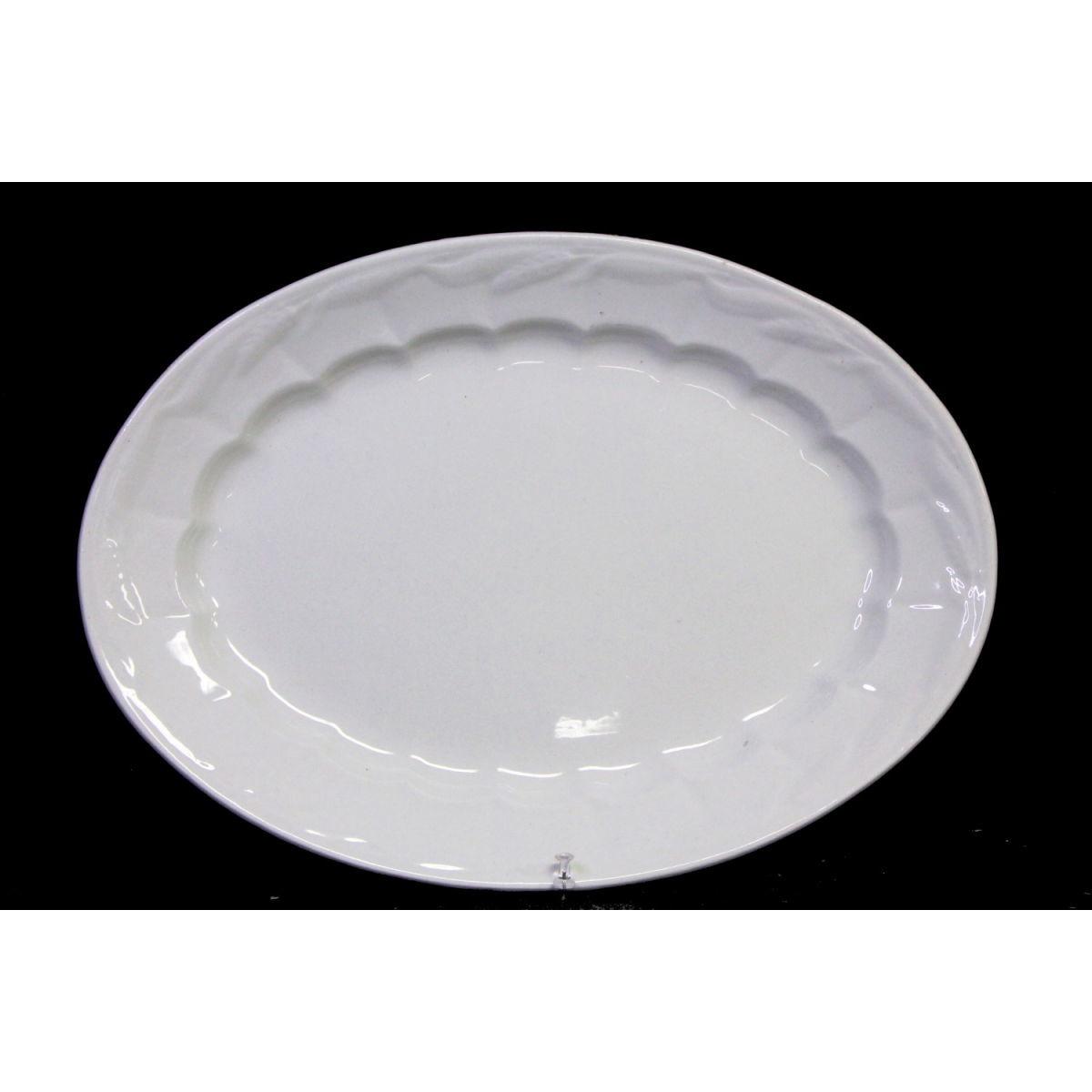 Medium Wheat Ceres Ironstone Platter